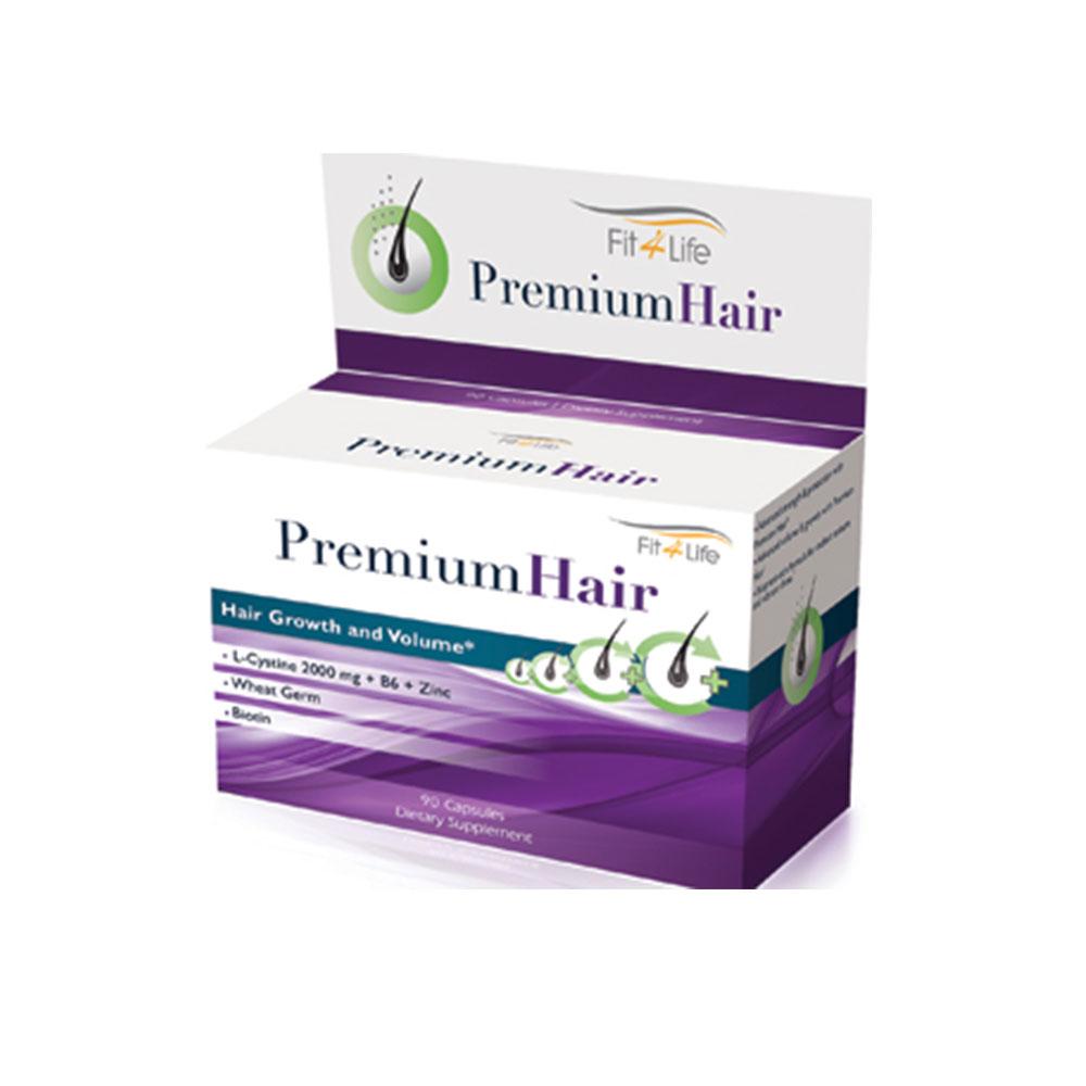 Fit4life premium hair