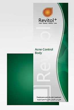 Revitol Acne Control Body Al Kindi Kuwait S Online Pharmacy